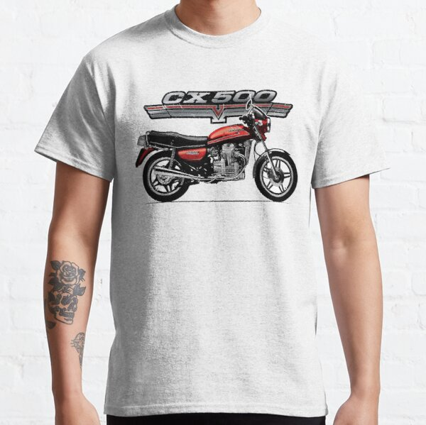 Honda CX500 - the great classic Classic T-Shirt