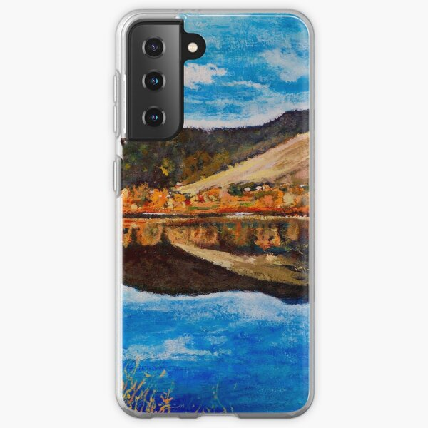 Wonderland Lake, Boulder Colorado Samsung Galaxy Soft Case