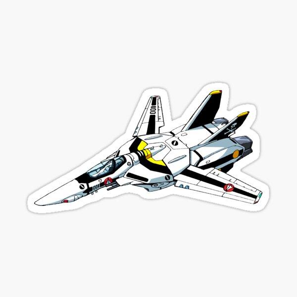 Northrom Vf-1s Valkyrie Roy Focker Sticker