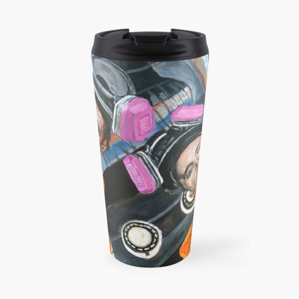 For Every Problem There Is a Solution Travel Mug