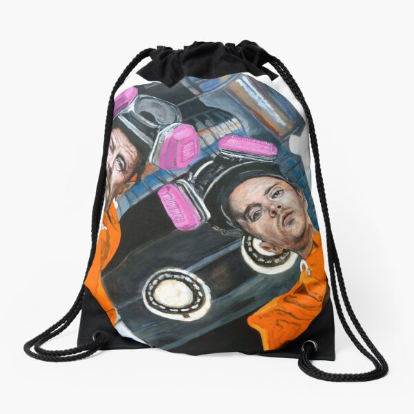 For Every Problem There Is a Solution Drawstring Bag