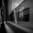 In the train by laurentlesax