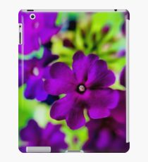 Psychedelic Purple  iPad Case/Skin