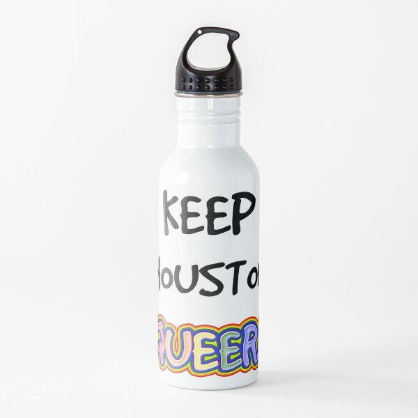 Keep Houston Queer! Water Bottle