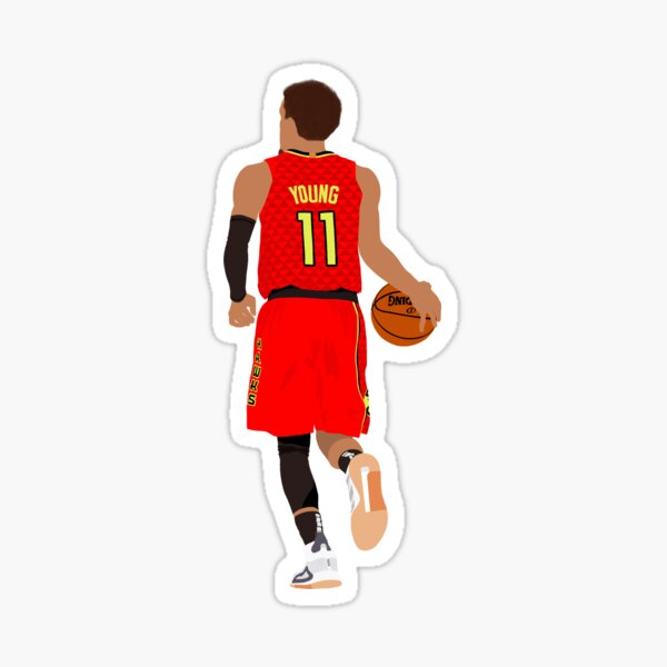 Trae Young Sticker