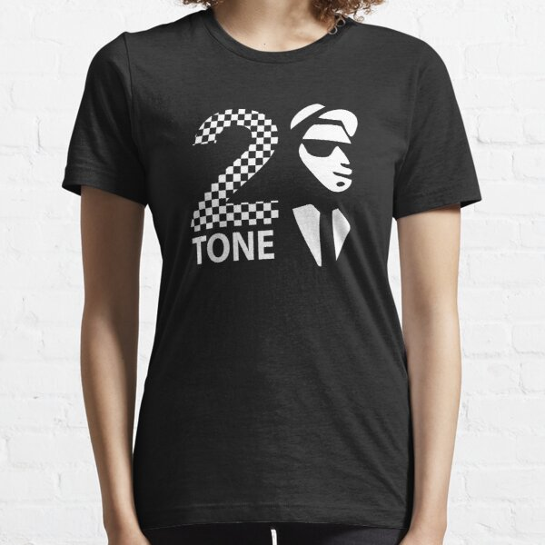The Specials 2 Tone | Rude Boy Two Tone Ska 2 Music Records  Essential T-Shirt