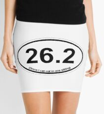 26.2 (Oreos I can eat in one sitting) Mini Skirt