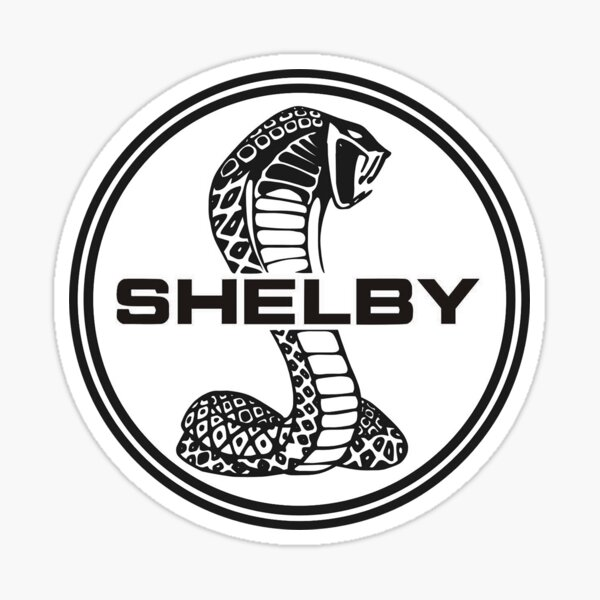 Shelby Mustang Sticker