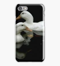 Two Ducks on a Pond iPhone Case/Skin