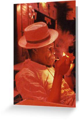 Smokin' by dyas