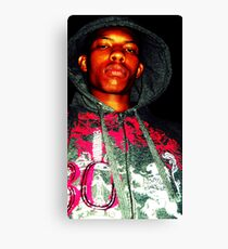 Hooded Canvas Print