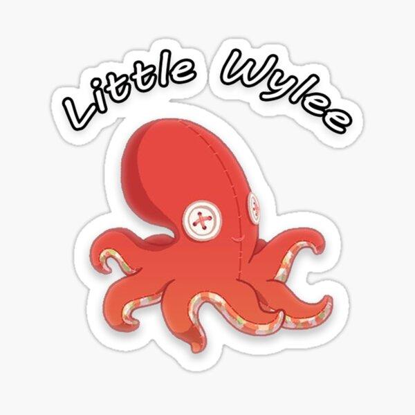 Little Wylee Premium Youth Shirt Sticker