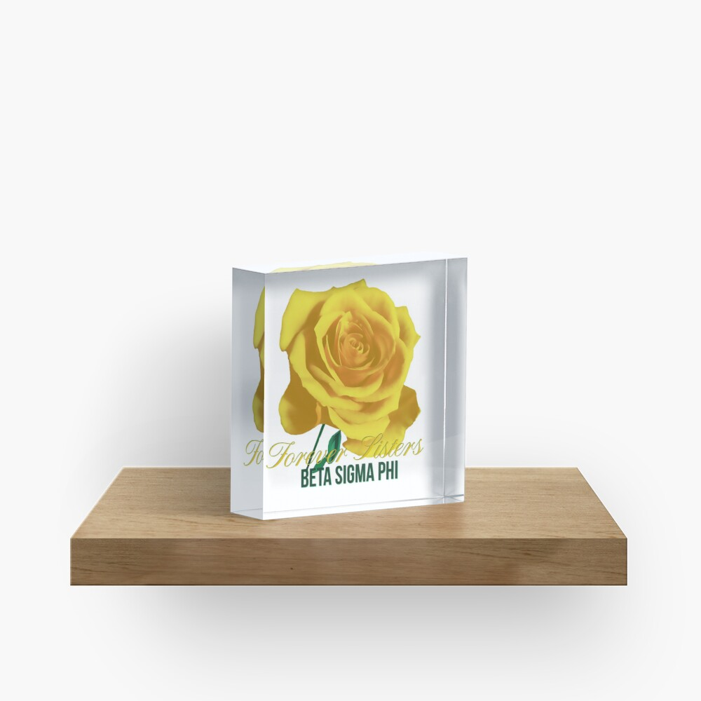 BSP SISTERS FOREVER Acrylic Block