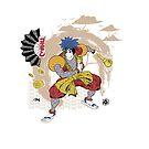 Mystical Ukiyo-e by coinbox tees