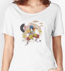 Mystical Ukiyo-e Women's Relaxed Fit T-Shirt