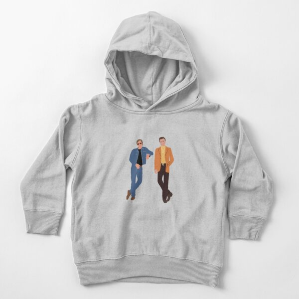 Once upon a time in Hollywood Toddler Pullover Hoodie