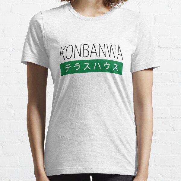 Konbanwa Essential T-Shirt