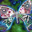 Butterly 3 by Meg Ackerman