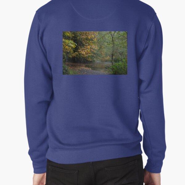 Fall in goldstream park Pullover Sweatshirt