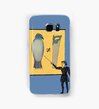Hamlet's Weather Report Samsung Galaxy Case/Skin