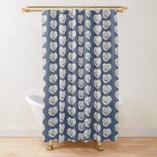 Pangolin Love Shower Curtain