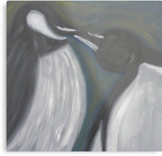 Kiss of Dawn by kristenfranczes