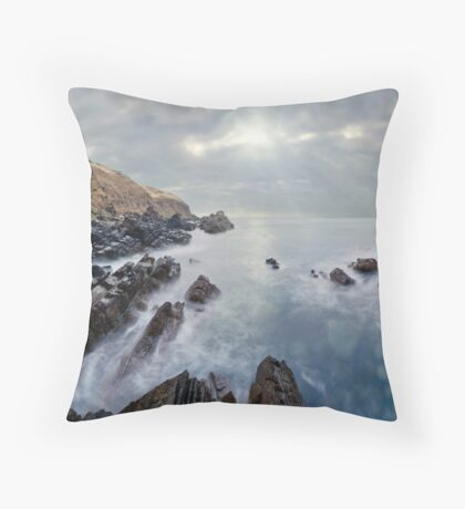 Myponga Beach Throw Pillow