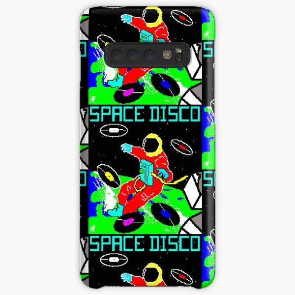 Space Disco Astronaut Samsung Galaxy Snap Case