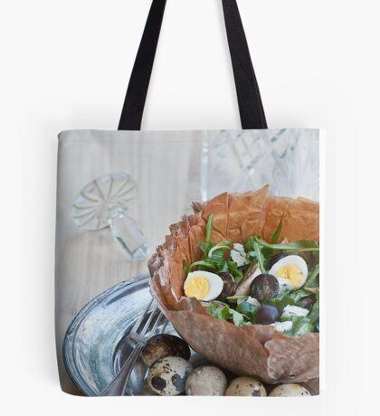 Bowl of Salad Tote Bag
