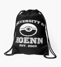University of Hoenn Drawstring Bag