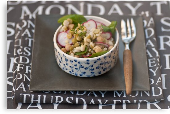 Lunch?  by Ilva Beretta