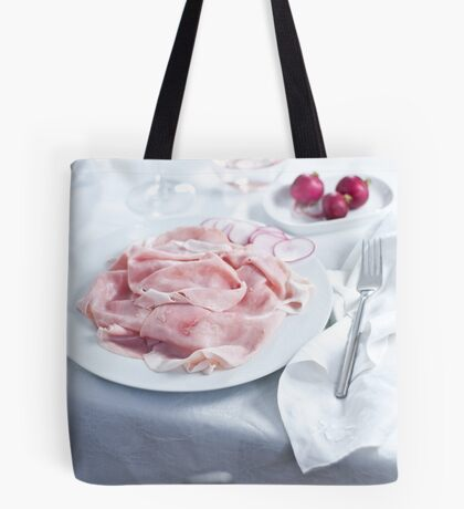 Dinner table Tote Bag