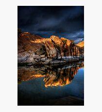 Top Light Photographic Print