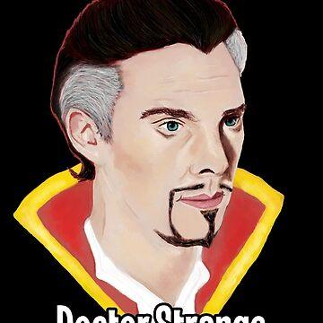 Doctor Strange by olgapanteleyeva