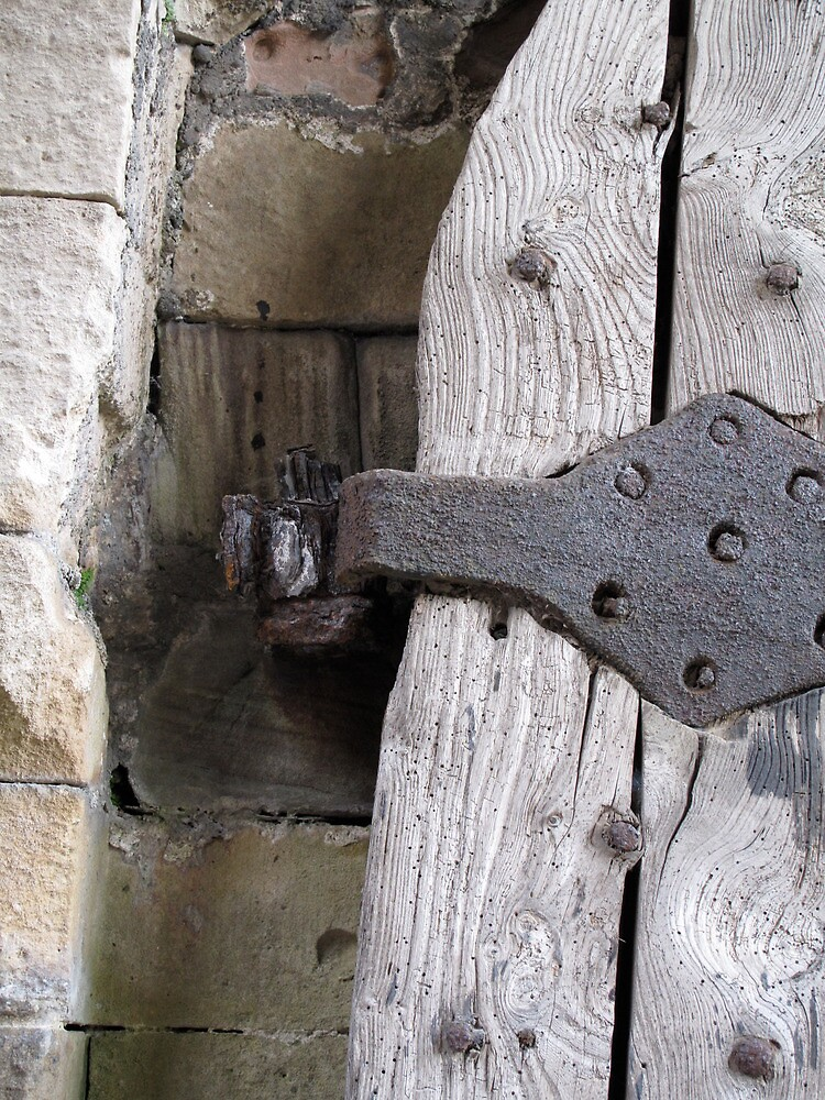 Offa's dyke door by judips