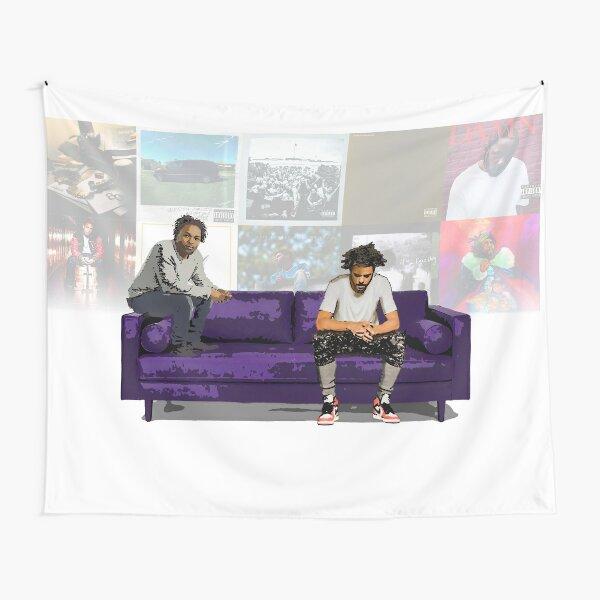 Kendrick Lamar x J Cole Tapestry