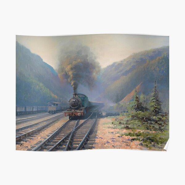 Coal country Poster