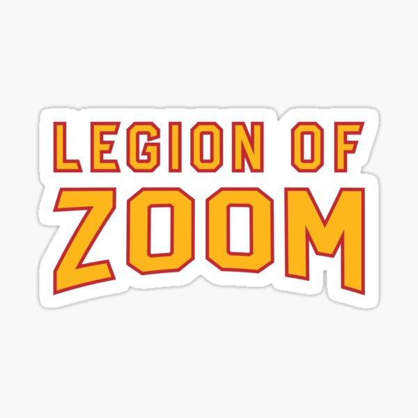 Legion of Zoom Vintage Sticker