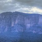 Brooding - Capertee Valley, Blue Mountains Australia - The  HDR  Experience by Philip Johnson