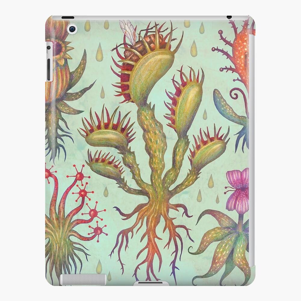 Carnivorous plants iPad Case & Skin