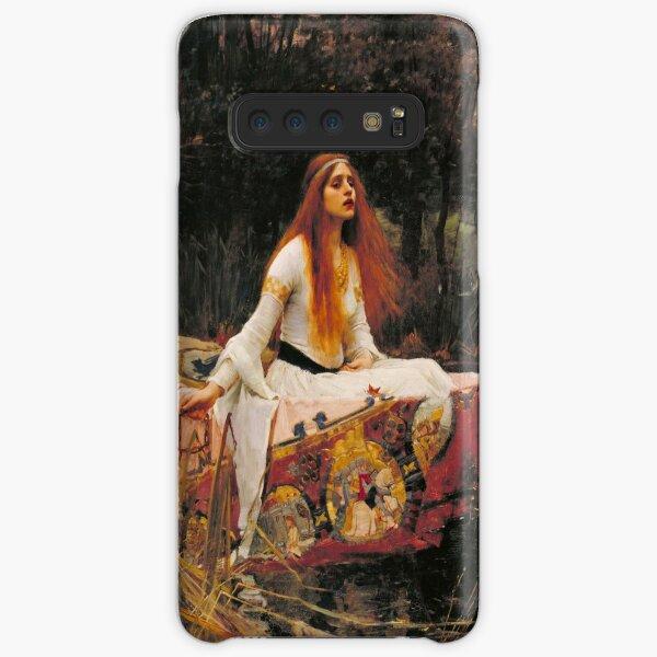 The Lady of Shallot - John William Waterhouse  Samsung Galaxy Snap Case
