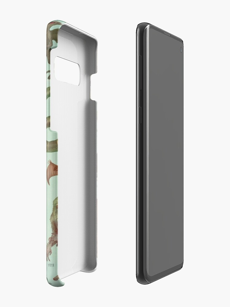 Alternate view of Cryptids Case & Skin for Samsung Galaxy
