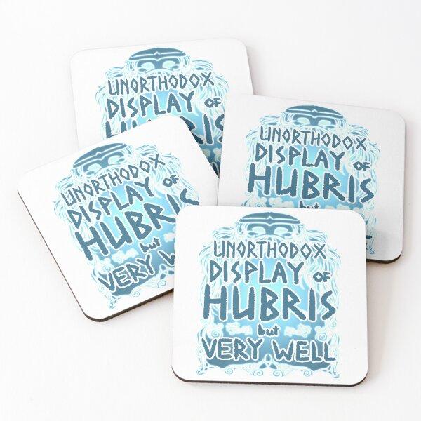 Hubris Coasters (Set of 4)