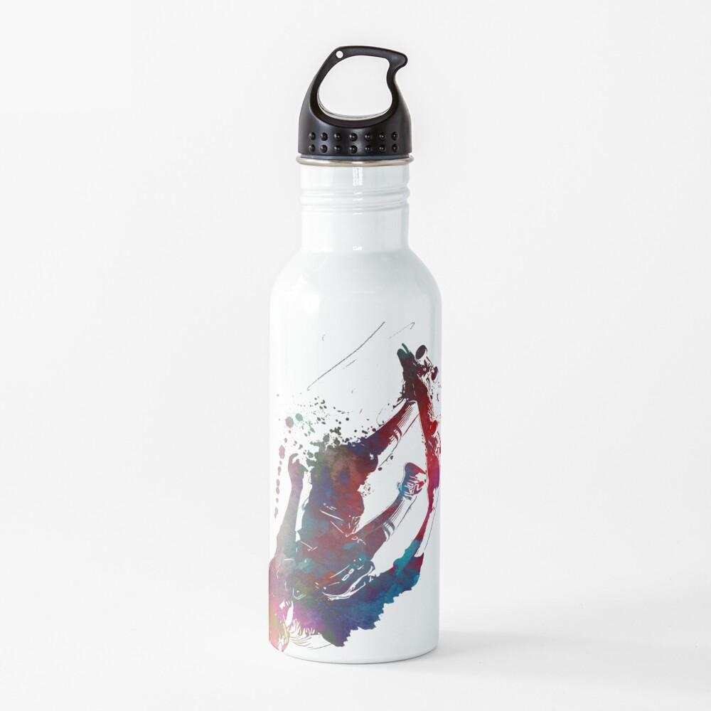 Skateboard #skate #skateboard #sport Water Bottle