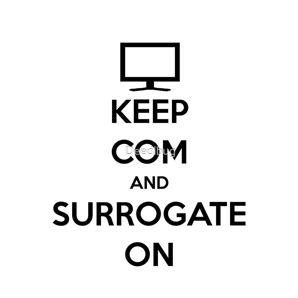 Keep COM Surrogate On by Deedlbug