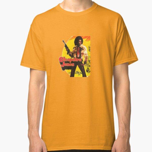 Vintage Film T-Shirt Cleopatra Jones Blaxploitation 70s B-movie grindhouse