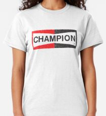 Vintage Champion T-Shirt Classic T-Shirt