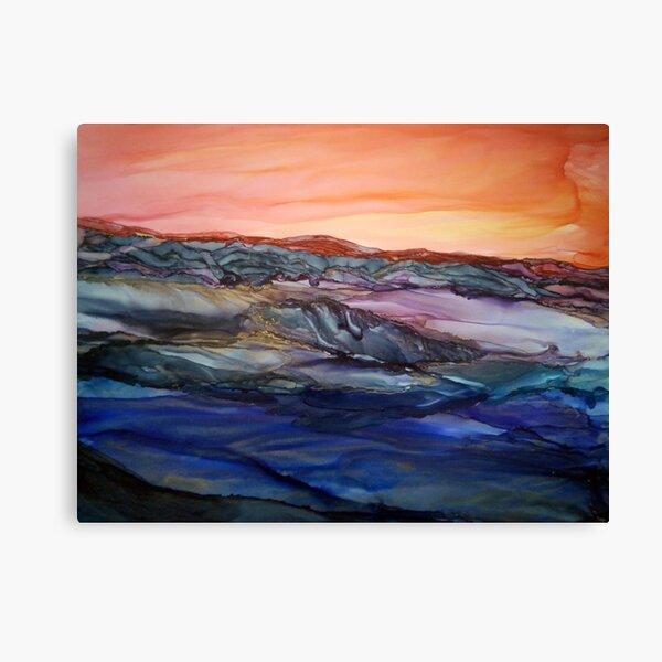 Seashore Symphony Canvas Print