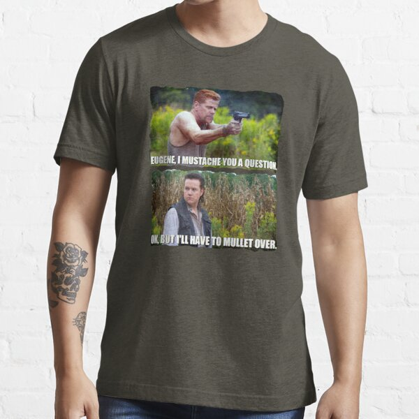 Mullet for the Win Essential T-Shirt