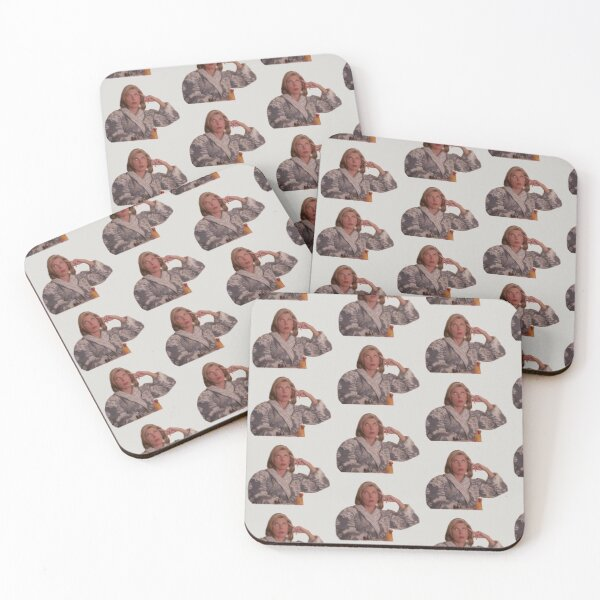 diane lockhart Coasters (Set of 4)